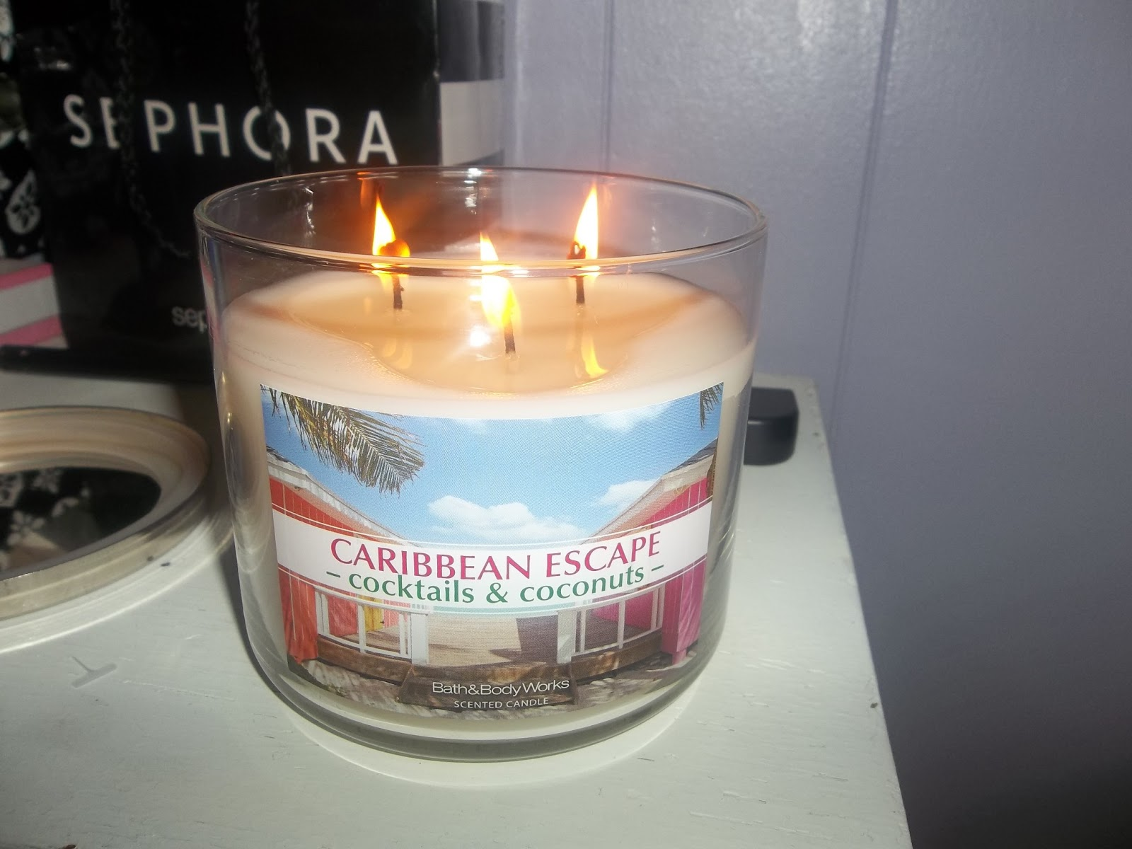 Bath And Body Works 3 Wick Candles Review Sketchdatanetco