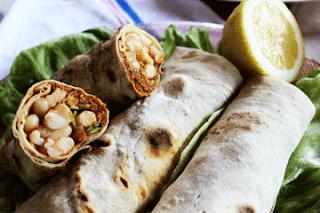 pan Casero Para El Kebab O Durum Muy Fácil Y Rápido Preparado En La Sartén