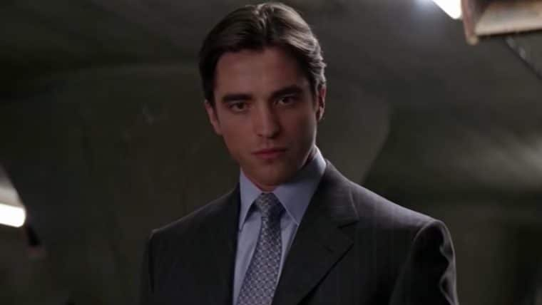 Robert Pattinson estava em Batman Begins?