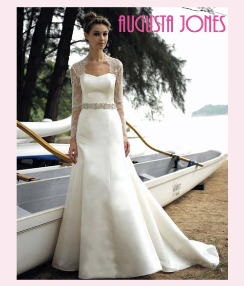 Wedding Gowns St Louis: Town & Country Bridal Boutique: Welcome Augusta Jones