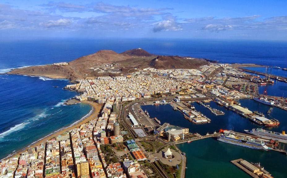 8 angoli sconosciuti di Gran Canaria