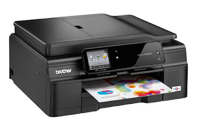 Brother DCP-J752DW Driver Download