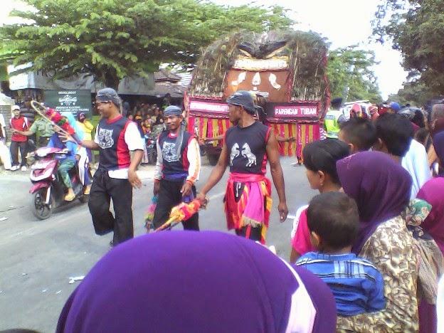Foto SDI Al Haddad kedung jambe Karnaval Kecamatan Singgahan Tuban 2014