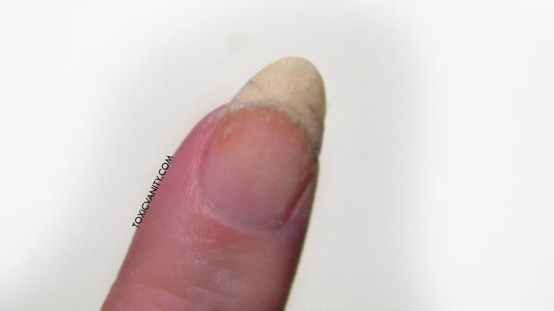 Cómo reparar una uña rota | Tutorial - Toxic Vanity