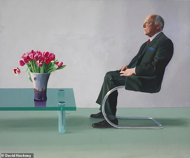 The Royal Opera House in London sells Hockney's painting to bypass the Corona crisis