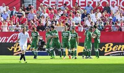 Crónica Sevilla FC 1 - Leganés 1