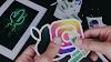طريقة عمل ملصقاتك المفضلة بالبيت 🌵🍁! Stickers