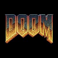 DOOM logo 1993