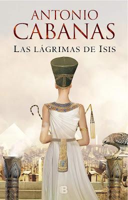 Las lágrimas de Isis - Antonio Cabanas (2019)