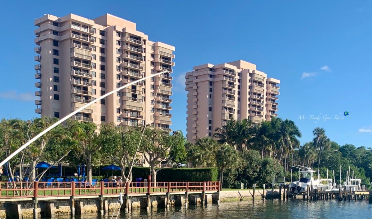 High Rise Living on A1A in Florida | Ms. Toody Goo Shoes