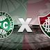 Confrontos Fluminense x Coritiba