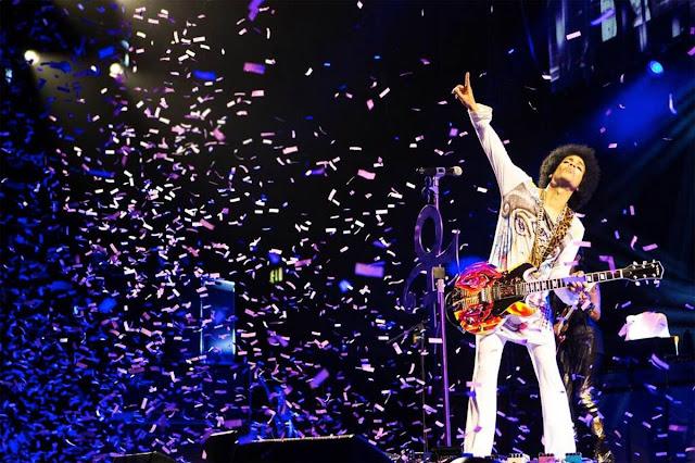 Prince at LG Arena, Birmingham, UK on 15th May 2014