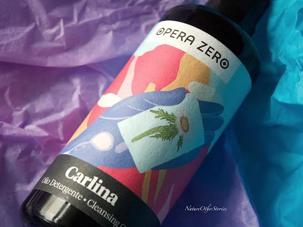 Opera Zero, Carlina Olio Detergente + Intervista