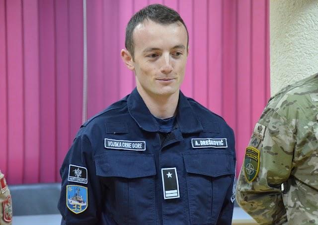 Poručnik fregate Anes Drešković iz Plava bio dio vojne misije u Somaliji