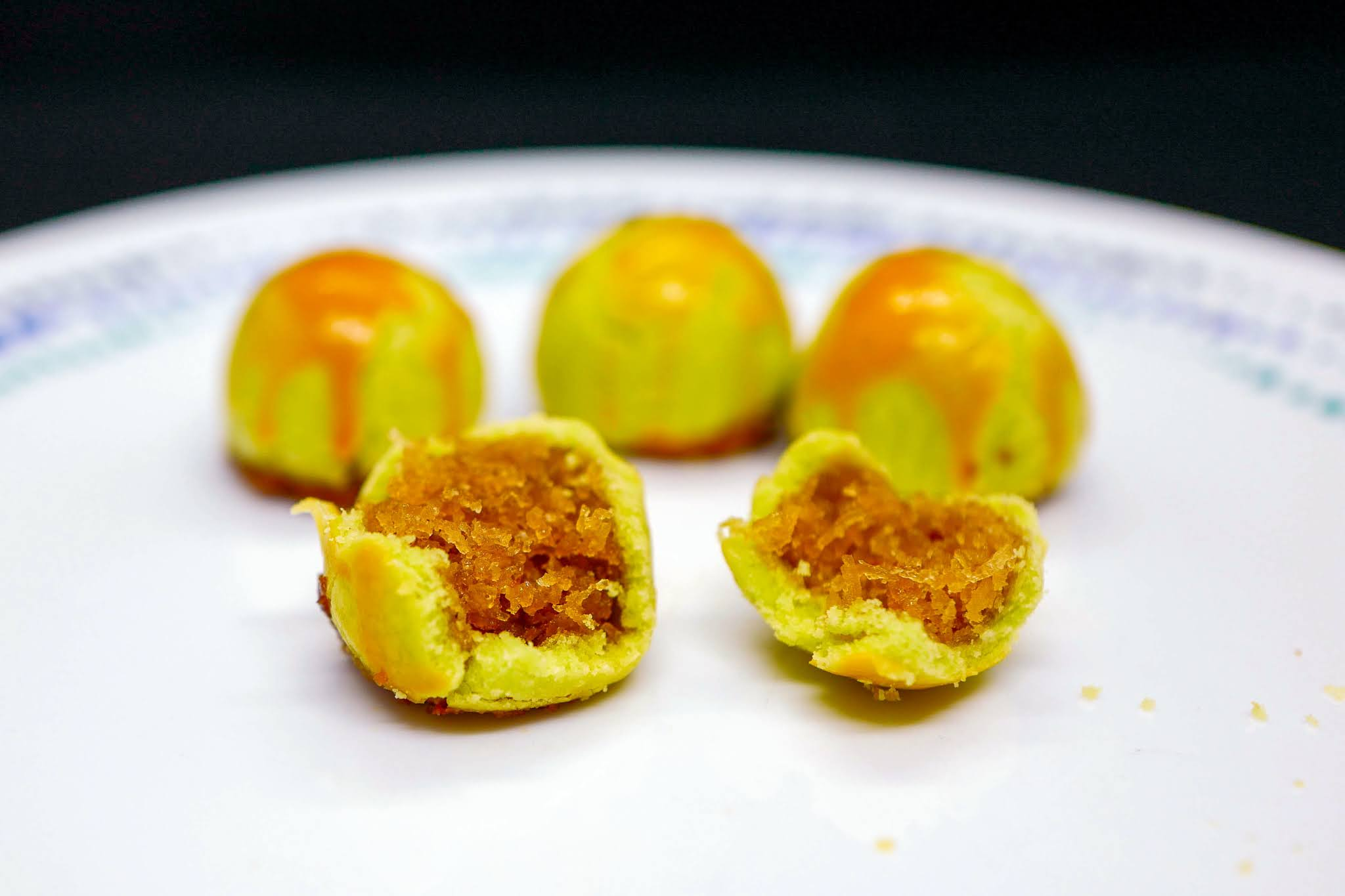 battergenic: ondeh-ondeh tarts