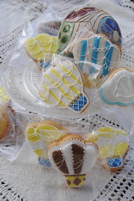 Biscotti: proposte per nascie, battesimi e cerimonie