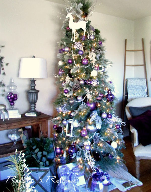 Christmas Decor; How to decorate a Christmas Tree