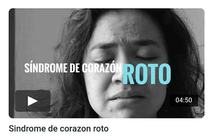 Síntoma de Corazón Roto   Remake - Cortometraje de la vida real
