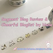 Segmen Blog Review  & Cheerful Bloglist by Hana