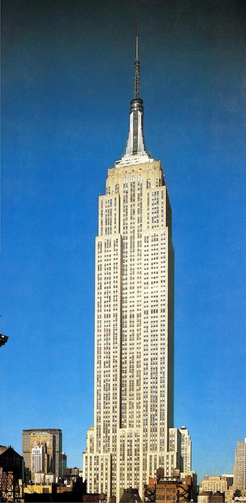 Empire State Building: Life Around Us: Empire State Building