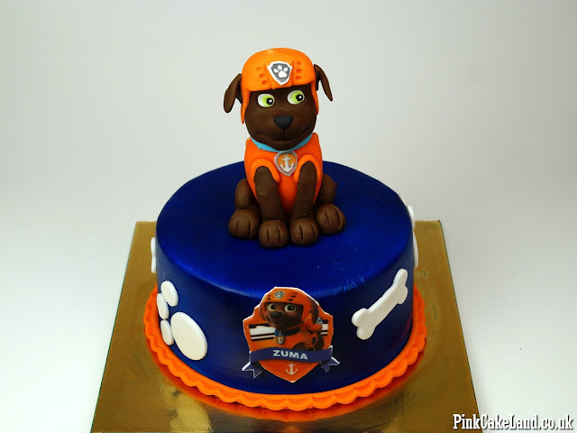 Paw Patrol Children Cakes London