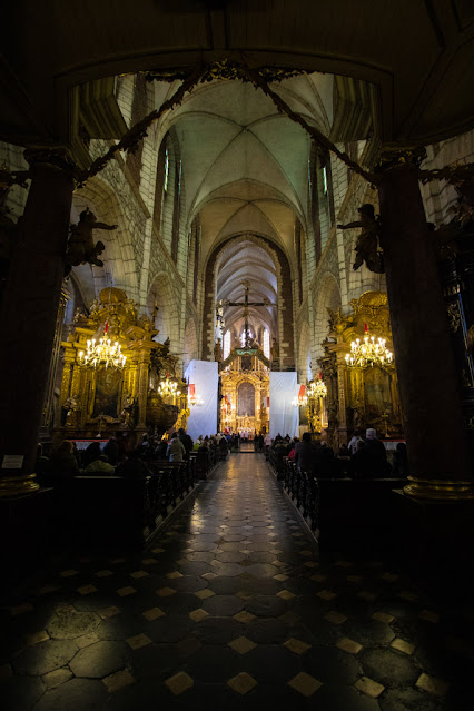 Chiesa del Corpus Domini-Kazimierz-Cracovia