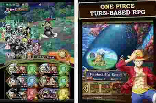 Game Anime one piece