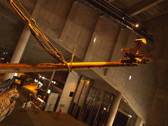 jiemve, Vasa, bâteau, musée, décoration, mât, beaupré