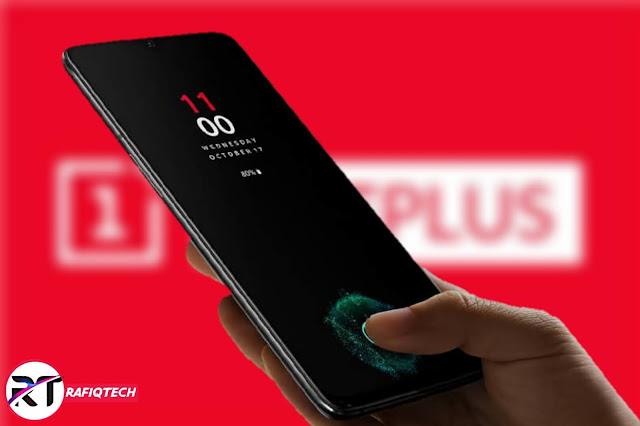 كيفية حل  مشكلة البصمة لفتح  الشاشة لهاتف OnePlus 6T