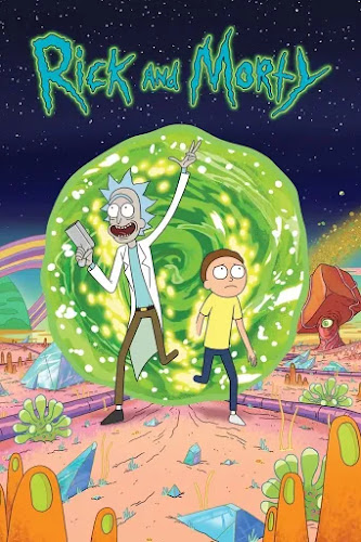 Rick & Morty Temporada 4 (Web-DL 720p Ingles Subtitulada)