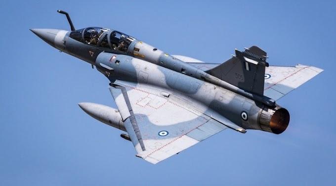 Παραδίδεται και δεύτερο Rafale στην Ελληνική Πολεμική Αεροπορία