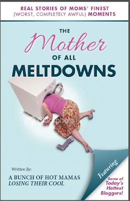 The Mother of All Meltdowns book featured on www.BakingInATornado.com