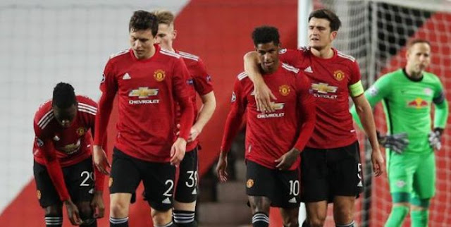 Manchester United vs RB Leipzig 5–0 Highlights