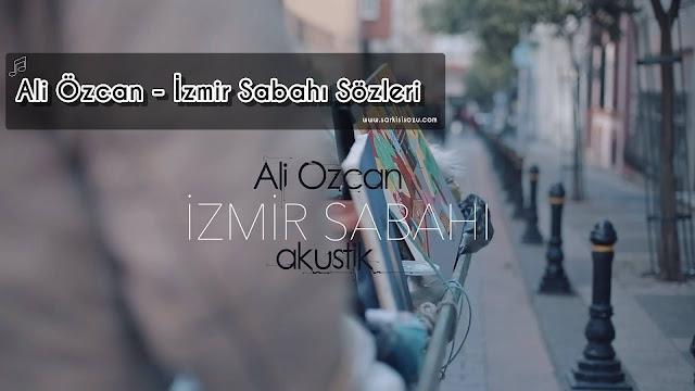 Ali Özcan' ın İzmir Sabahı Şarkısı Klibinden Bir Fotoğraf Alıntısı