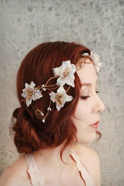 Glam.Floral.Crown.Bridal.Updo