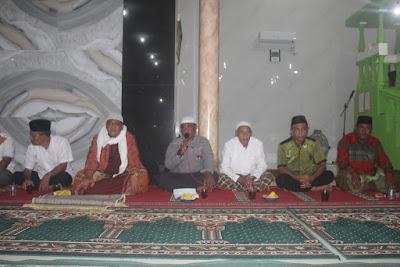 Mengenang Masa Kecil, Plt. Kakankemenag Gelar Safari Ramadan di Kampung Halaman