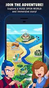 dynamons world mega mod apk download for android