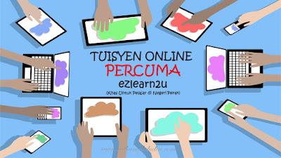 Ezlearn2U : Tuisyen Online Percuma