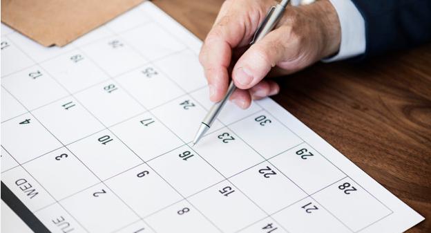 membuat kalender rekrutmen