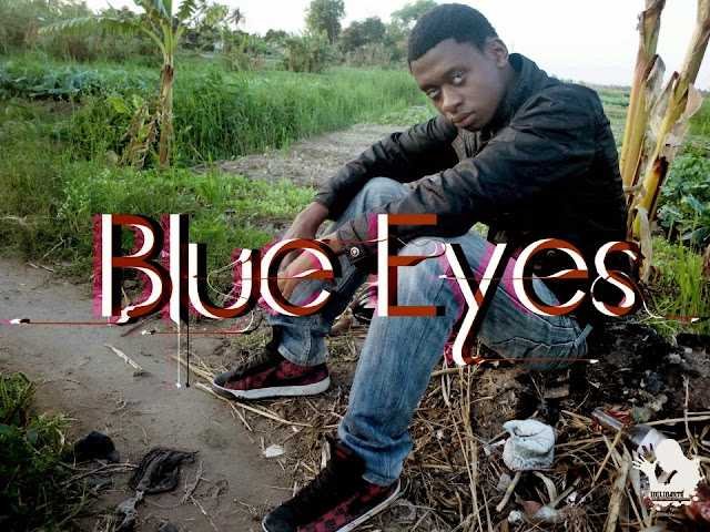 BLUE EYES o rapper que o confundem com Duas Caras