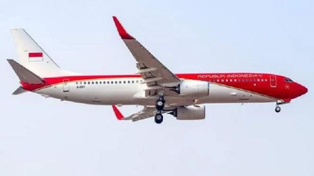 Faldo: Pengecatan Pesawat Presiden Ada di APBN, Mesti Dilaksanakan