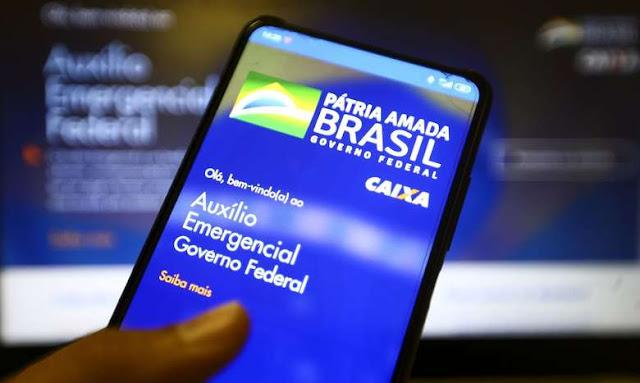 Nova parcela do Auxílio Emergencial será paga nesta sexta