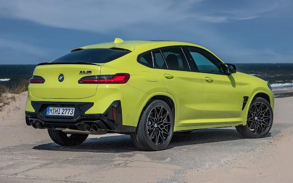 Novo BMW X4 2022: fotos e especificações oficiais