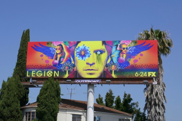 Legion final season 3 billboard