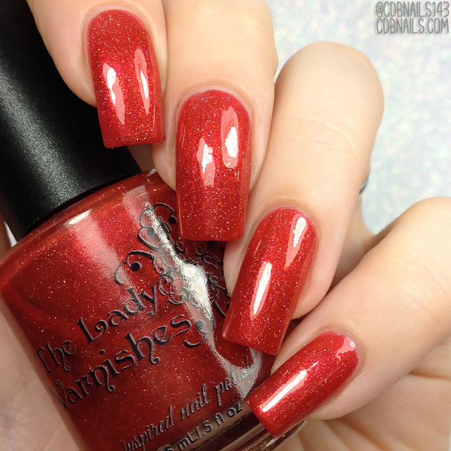 The Lady Varnishes-Red Death