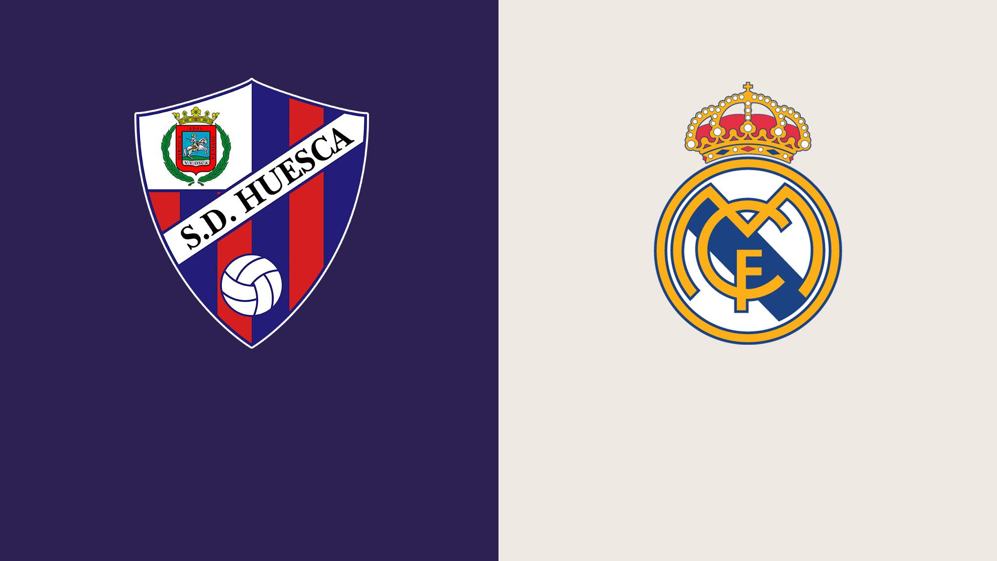 موعد مباراة ريال مدريد القادمة ضد ويسكا والقنوات الناقلة في الجولة 22 من الدوري الاسباني