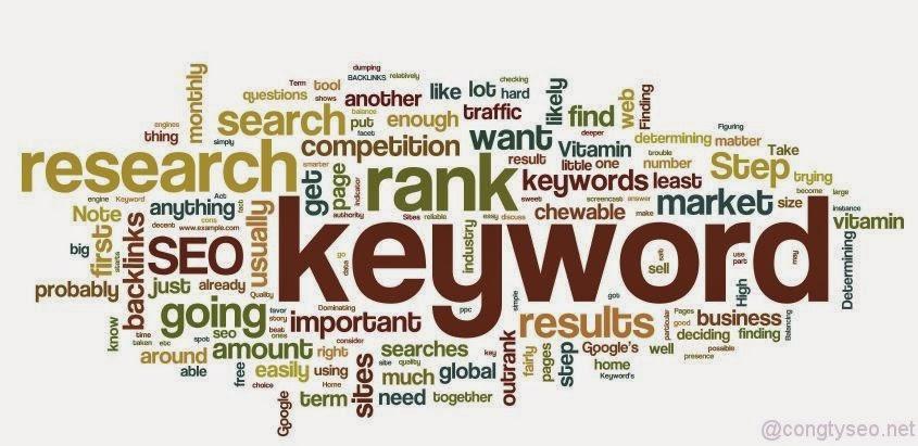 Cách tối ưu mật độ từ khóa trong SEO website 2014
