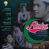 Aisha Dan Perojek Dapur Ramadan Episod 1