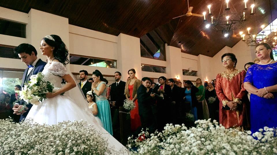 LAS MEJORES FOTOS DE LA BODA DE ANABEL ANGUS - Noticias Bolivia