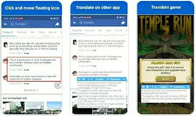 Aplikasi Terjemah - Screen Translate